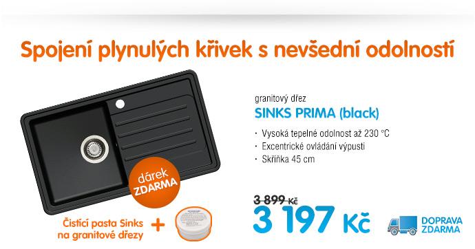 Sinks Prima